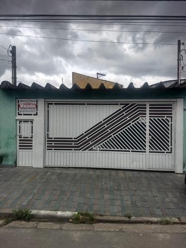 Casa À Venda, 2 Quartos, 1 Suíte, 2 Vagas, Cidade Parque São Luiz - Guarulhos/sp - 721
