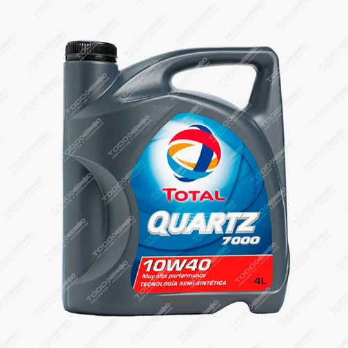 Aceite Total 7000 Peugeot Partner Confort 1.4 Nafta
