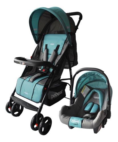 Coche Para Bebé Silla Para Carro Portabebé 4 En 1