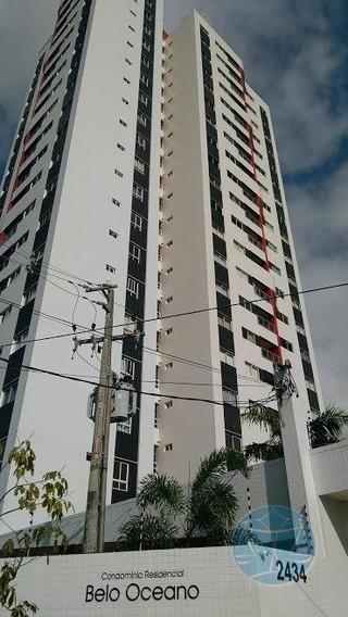 Apartamento Reformado Em Ponta Negra - L-10802