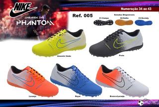Chuteira Nike Atacado 12 Pares