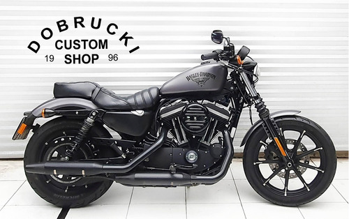 Harley Davidson Sportster 883n Iron