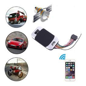 Rastreador Carro Moto Gps Bloqueador Veicular Tk 303g
