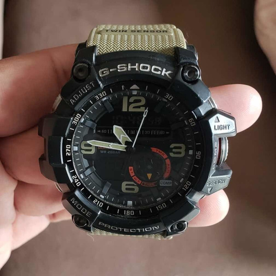 Relógio G Shock Mudmaster Original