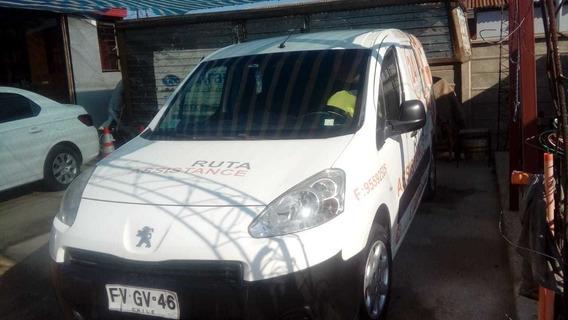 Peugeot Partner 2013 Maxis
