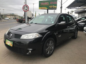 Megane Sedan Expression Hi-flex 1.6