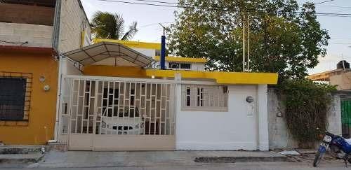 Se Vende Casa Céntrica En Cancún