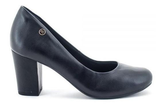 Zapatos Dama Negros Clásicos Vía Marte 18-2052