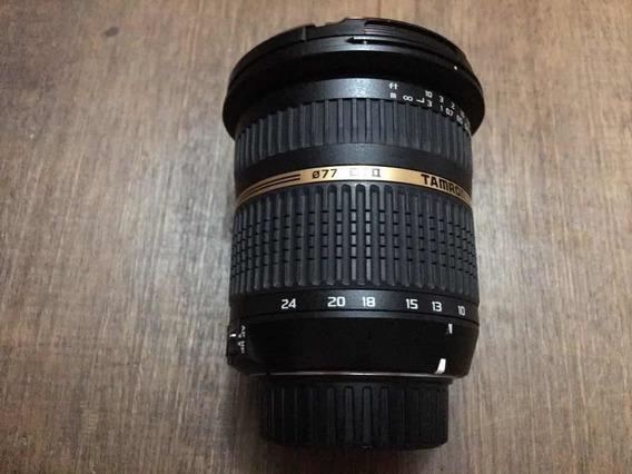 Lente Tamron 10-24mm F/3.5-4.5 Usada Para Nikon Dx