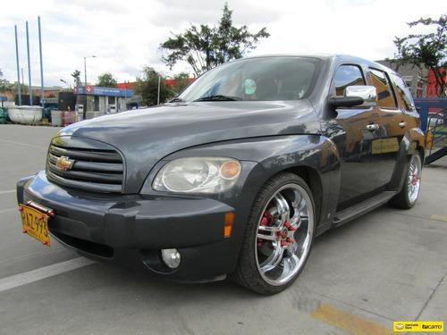 Chevrolet Hhr 2400 Mt