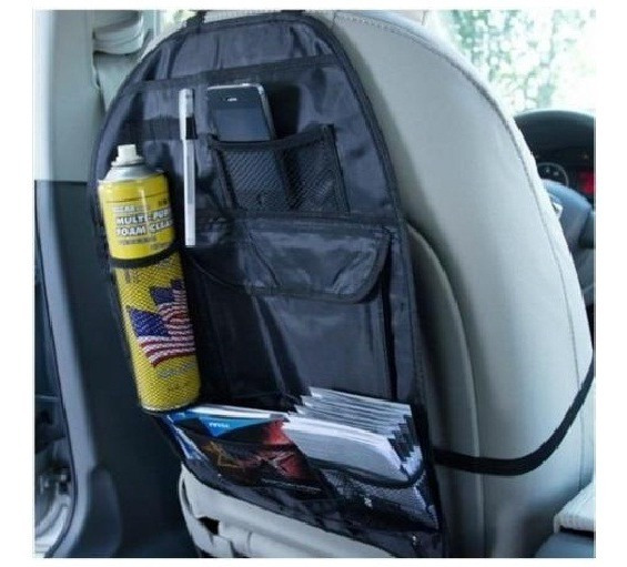 Organizador Carro Porta Treco Bolsa Multiuso Uber 99