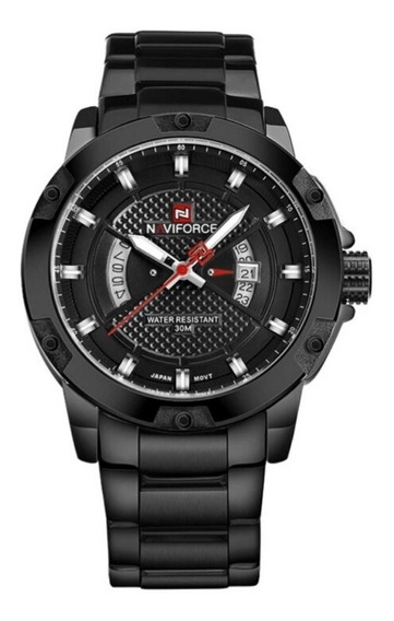 Relógio Naviforce Masculino Esportivo De Luxo Original