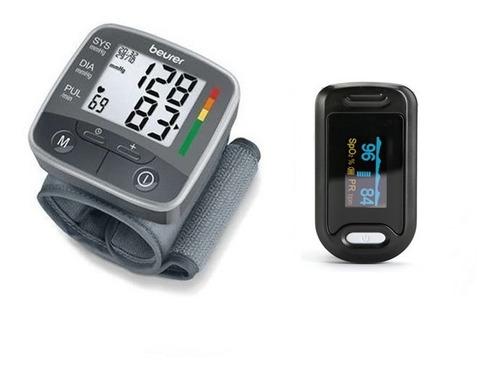Oximetro Pulso + Tensiometro Arterial Automatico C/ Garantia