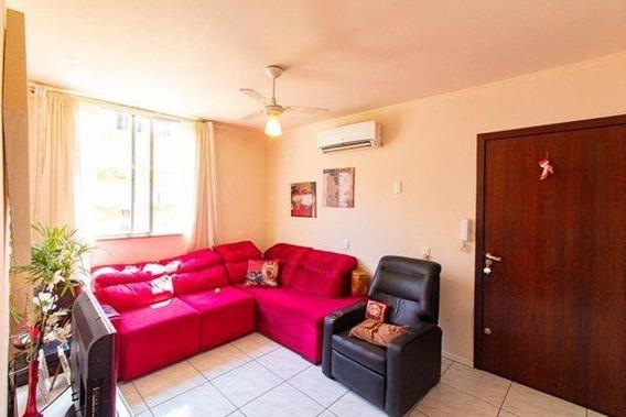 Apartamento Em Boa Vista, Porto Alegre/rs De 76m² 3 Quartos À Venda Por R$ 275.000,00 - Ap505228