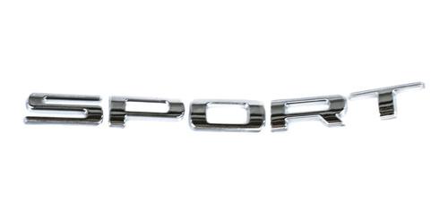 Imagen 1 de 6 de Emblema  Sport  Jeep Renegade 16/19
