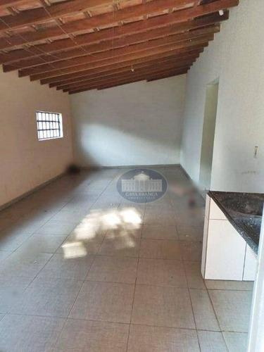 Imagem 1 de 5 de Casa Em Birigui Para Venda! - Ca1841