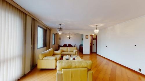 Imagem 1 de 15 de Apartamento Amplo Com 3 Quartos À Venda Na Rua José Maria Lisboa - Ap3902