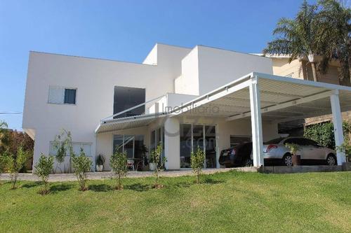 Casa Residencial À Venda. - Ca2809