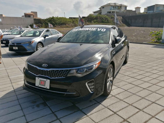 Kia Optima 2018 Sxl Turbo Gdi Sedan 2.0l