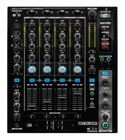 Reloop Rmx-90 Dvs Digital Mixer.