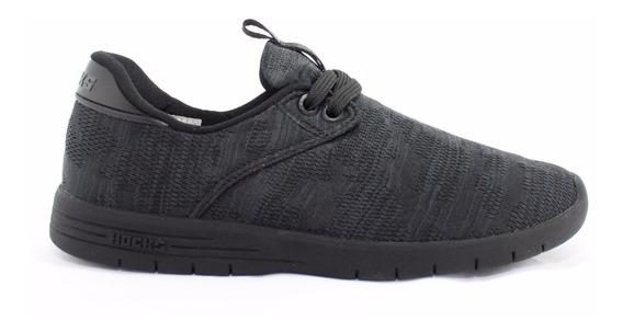 Tênis Hocks Skate Solar Preto Carbon Original Sneaker