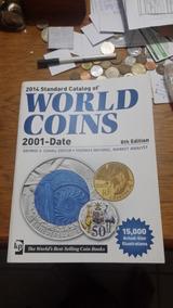 Catálogo De Moedas World Coins - Edição 2014 - A Partir 2001