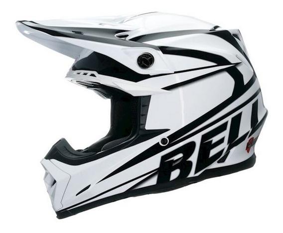 Capacete Bell Moto-9 Tracker Black