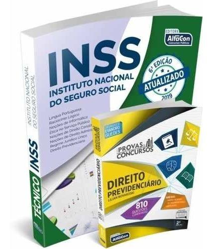 Apostila Técnico Do Seguro Social + Direito Previdenciário