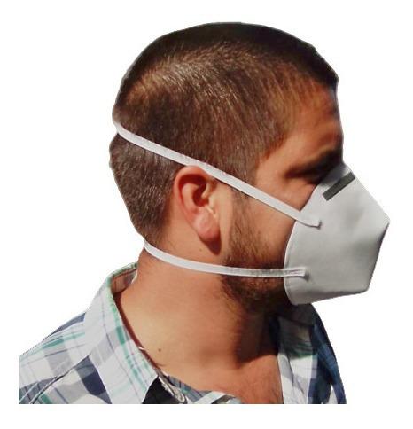 1000 Piezas Kn95 / N95 Cubrebocas Mascarilla Respirador
