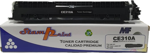 Toner Hp Compatible 126a Ce310a Ce311a Ce312a Ce313a Cp1025