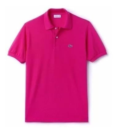 Camiseta Polo Lacoste Original Promoção Frete Grátis