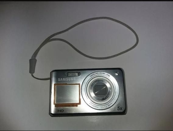 Câmera Digital Samsung Dv101, 16.1mpx Com Tela Frontal + Bag