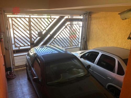 Imagem 1 de 15 de Casa Sobrado Em Parque Císper  -  São Paulo - 1211