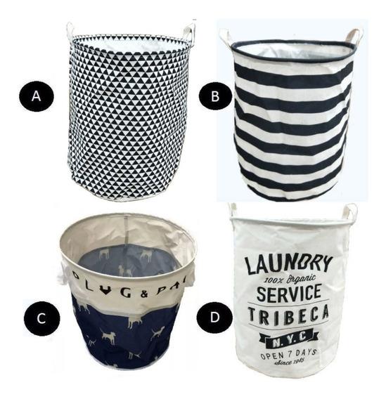 Cesto Laundry Para Ropa Sucia Elegi Tu Modelo