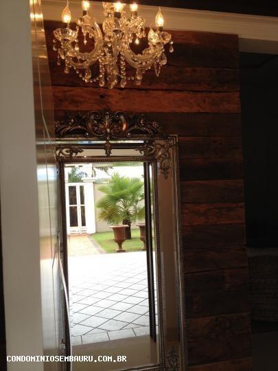 Casa Em Condomínio Para Venda Em Bauru, Residencial Jardim Shangri-lá, 6 Dormitórios, 6 Suítes, 8 Banheiros - 295_2-1060869