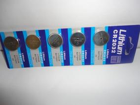 Bateria Pilha Da Vincil Cr2032 3v Original 5 Unidade