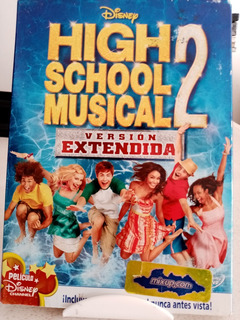 High School Musical Version Extendida 2 Dvd
