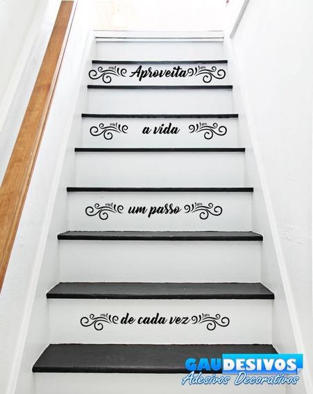 Adesivos Para Escada Frases Adesivos Decorativos No