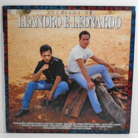 Leandro E Leonardo 1991 Músicas Para Karaokê Lp