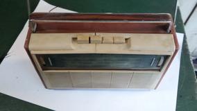 Radio Antigo Philips Para Decoração