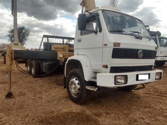 Caminhão Vw 16.170, Com Munck Hg