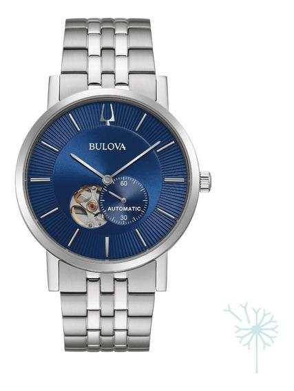 96a247 Reloj Bulova American Clipper Mechanic Para Caballero