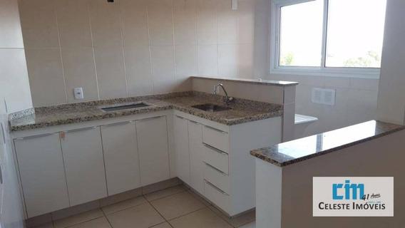 Apartamento Residencial Para Venda E Locação, Jardim Bela Vista, Boituva. - Ap0068