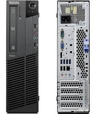 Pc Cpu Lenovo M92 Core I3 3ª Geração 4gb 500gb Rw