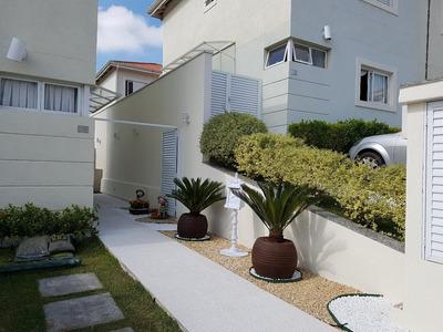 Casa Em Jundiaí - Sobrado 3 Dorm. Cond. Bella Colonia