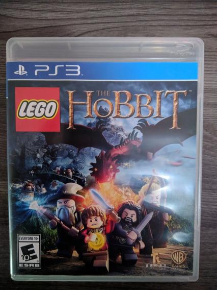Lego The Hobbit - Ps3 Em Português