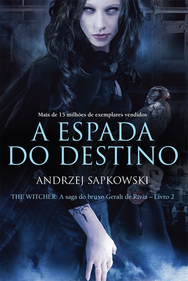 Livro: The Witcher - A Espada Do Destino - Volume 2