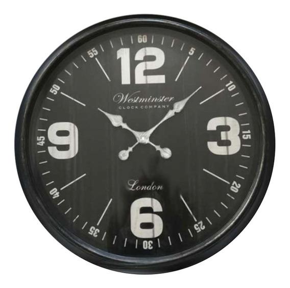 Reloj Moderno De 76 Cm, Dos Tonos , Nuevo , Envio Gratis