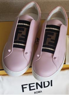 Sneakers Fendi 100% Originales...