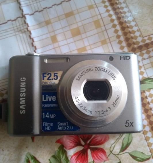 Câmera Fotográfica Samsung Para Colecionador Smart Auto 2.0